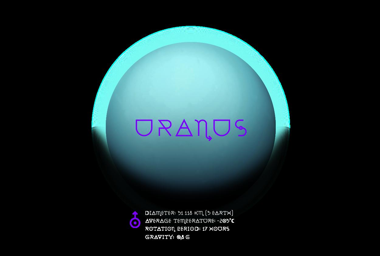 Astrologika_font_uranus